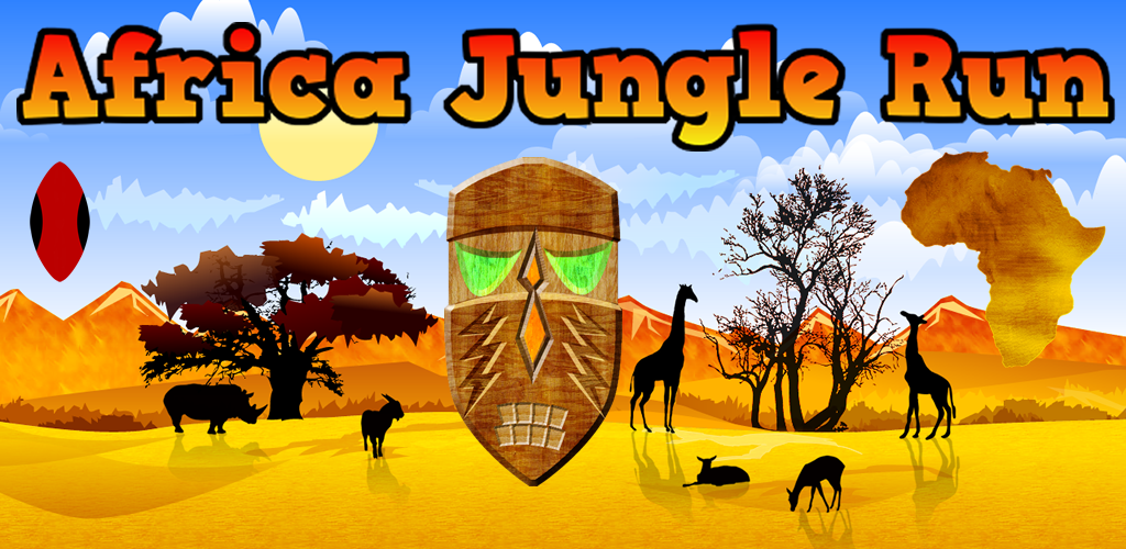 AFRICA JUNGLE RUN PRO
